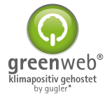 gugler* brand & digital green web hosting