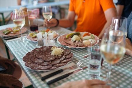 Weingut Hagmann - Speisen