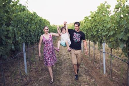 Weingut Hagmann - Martina, Julia und Stefan