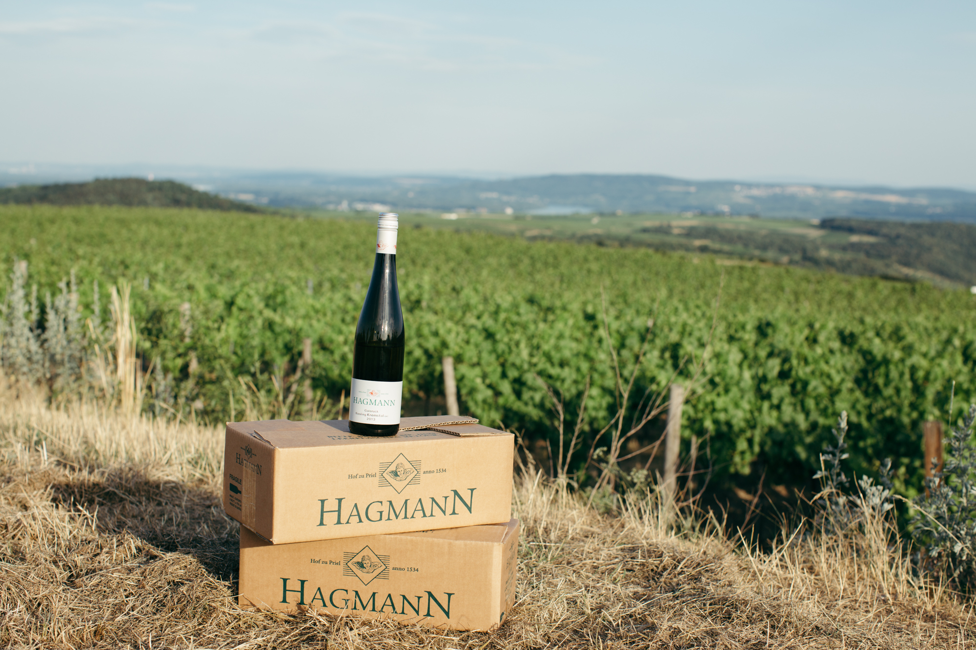 Weingut Hagmann - Verkostungspakete
