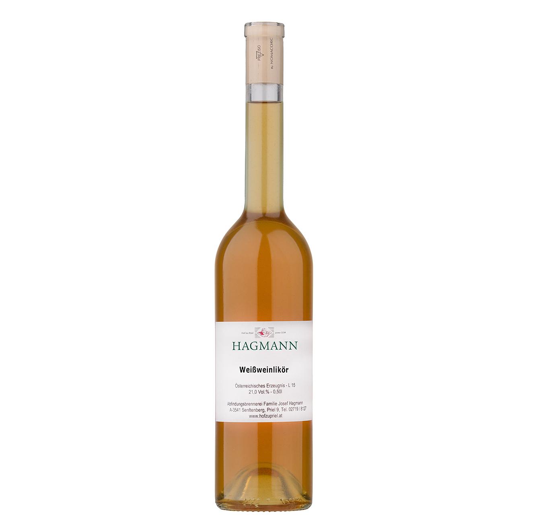 Weingut Hagmann - Weißweinlikör