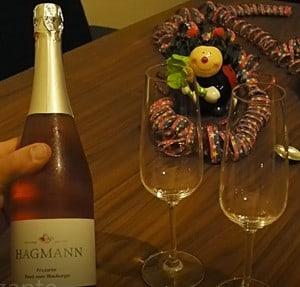 Weingut Hagmann - Frizzante Silvester