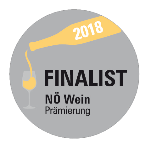 Grauer Burgunder - Finalist NÖ Landesweinprämierung