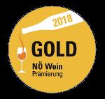 GOLD 2018 - NÖ Landesweinprämierung
