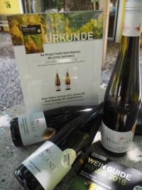 Weingut Hagmann - Wein Guide Weiß 2018