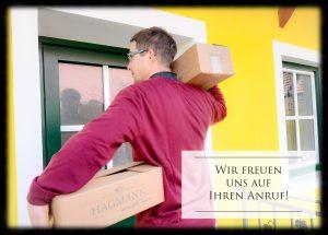 Stefan liefert Kremstaler Wein