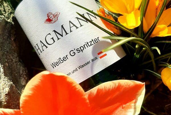 weißer G'spritzter - Weingut Hagmann